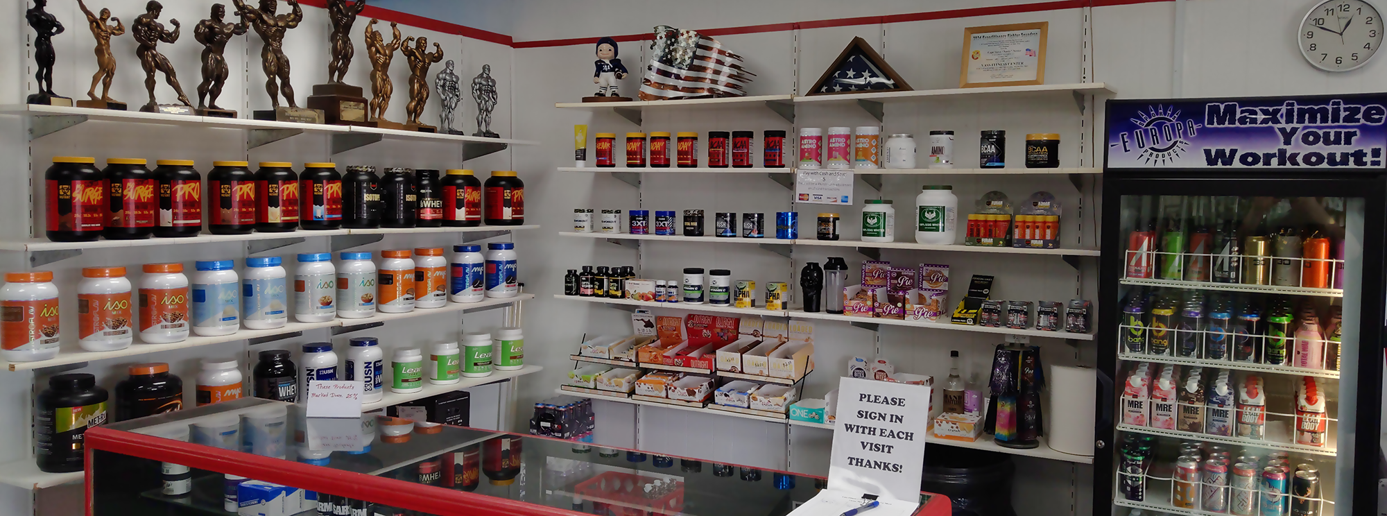 Supplements and Protein