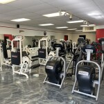 Front Area with Cardio Equipment back in place